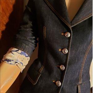 Salvatore Ferragamo Women Denim Jacket